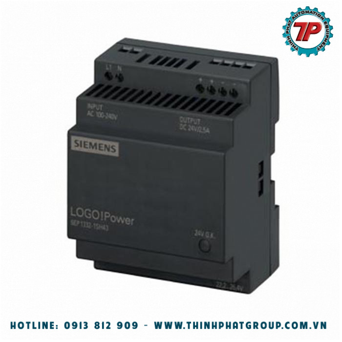 LOGO!POWER 24 V/2.5 A